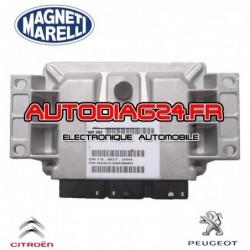 Réparation Calculateur D'airbag BMW Temic MRSZ416SB 65.776919789