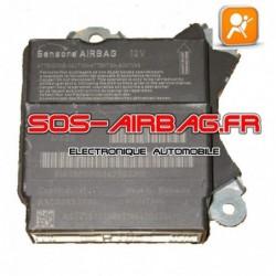 Réparation Calculateur D'Airbag Dacia Lodgi Continental 985109354R A2C85839401