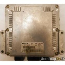 Peugeot 607 2.2 IAW 4MP.14 SW964286278 SW16423104 HW964261588 HW164160240