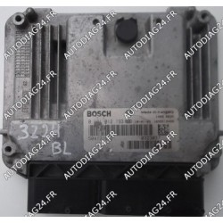 CALCULATEUR MOTEUR VW VOLKSWAGEN GOLF 1.9 TDI ALH 038906012M, 038 906 012 M, BOSCH 0281001979, 0 281 001 979