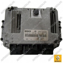 CALCULATEUR ECU TWINGO SAFIR SAGEM PLF 7700108452 HOM7700105560 HOM 7700105560