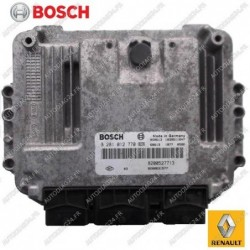 CALCULATEUR MOTEUR VW TOURAN 2.0 TDI 03G 906 016 BQ, 03G906016BQ, BOSCH 0 281 011 906, 0281011906, DIESEL EDC16U1 6254