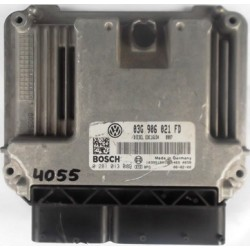 CALCULATEUR MOTEUR IVECO DAILY 2.3 HPI 504073032, BOSCH 0281011228, 0 281 011 228, 1039S03021