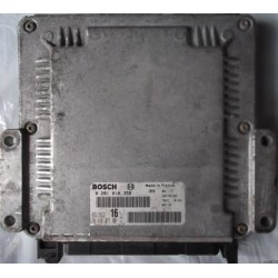 CALCULATEUR MOTEUR RENAULT LAGUNA 21645977-2, 8200142883, 8200045893, S2000RPM