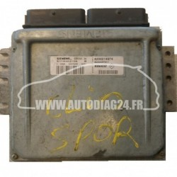 CALCULATEUR MOTEUR ALFA ROMEO 159 1.9 JTDM BOSCH 0 281 013 138, 0281013138, 55204661