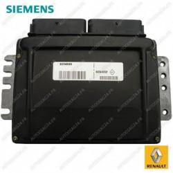 Module de commande de confort du conducteur UCH BSI SAGEM RENAULT CLIO UCH-N2, P8200387289, 28112548-7b, 281125487B - C914