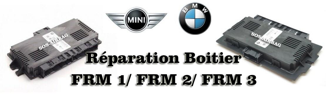 reparatioon model frm3 frm 3 bmw mini cooper